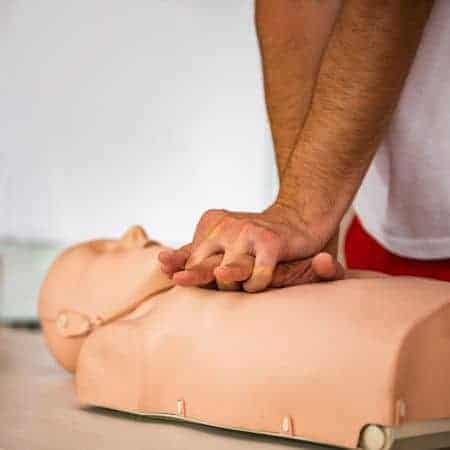 CPR Training Classes Houston | Services